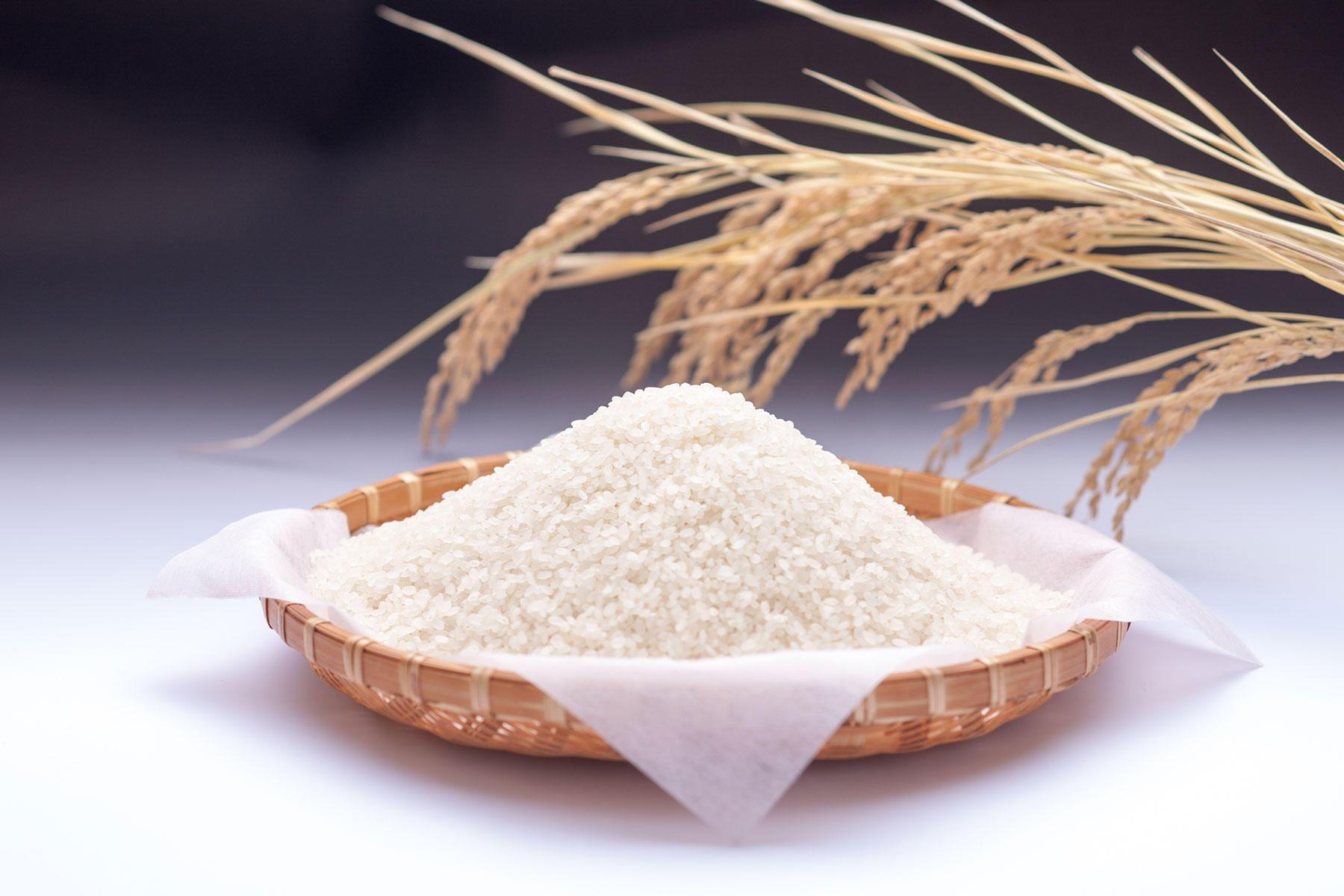 塩沢西山産のお米