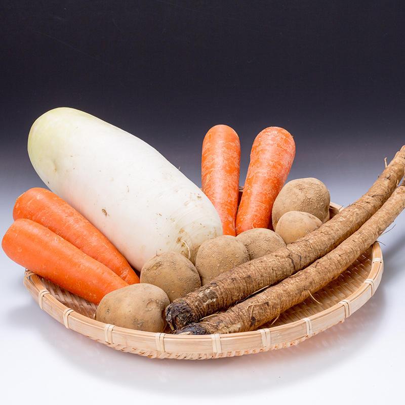 期間限定 おらしょの雪室野菜セット
