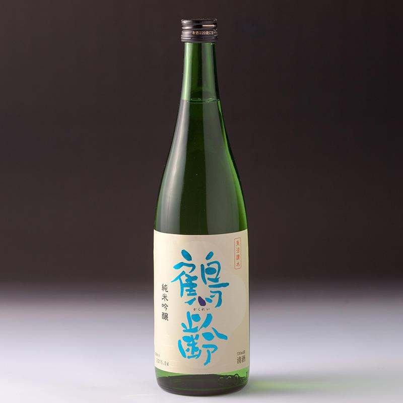 純米吟醸 鶴齢