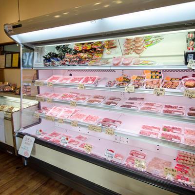 高品質な銘柄豚「和豚もちぶた」はじめ様々なお肉を取り扱っております